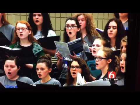 GLENPOOL High School Music to NYC