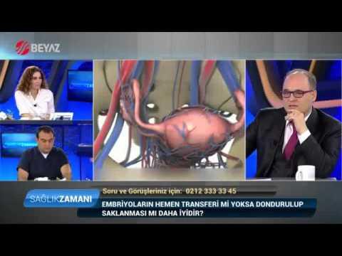 Kadın Hastalıkları Ve Doğum Uzmanı Prof. Dr. Gürkan Arıkan Beyaz Tv Sağlık Zamanı Programı Bölüm 2