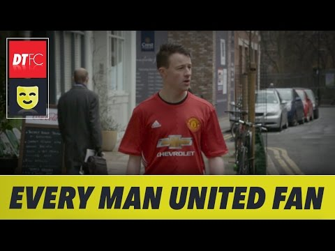 MANCHESTER UNITED FANS MUST BE STOPPED - Dream Team FC