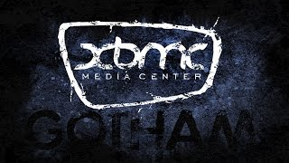 XBMC GOTHAM ULTIMA VERSION 2014