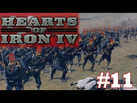 Hearts Of Iron IV - Turan Empire #11 : Masterstroke