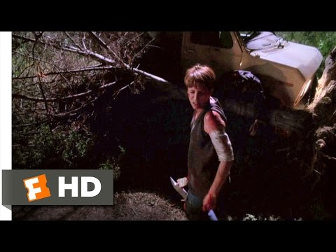 Final Confrontation – Halloween H20: 20 Years Later (12/12) Movie CLIP (1998) HD
