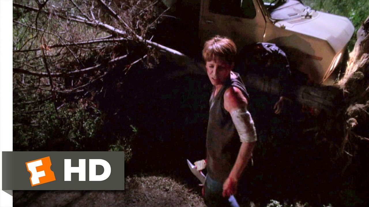final confrontation - halloween h20: 20 years later (12/12) movie