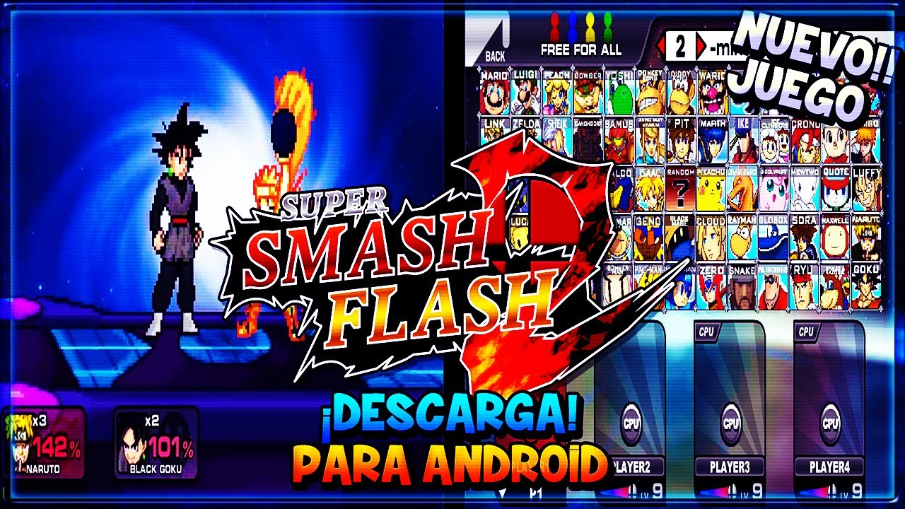 Super Smahs Flash