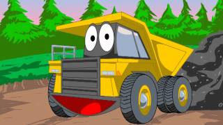 Dump Truck From Trucks Jigsaw Puzzles For Iphone Ipad And Ipod Touch
