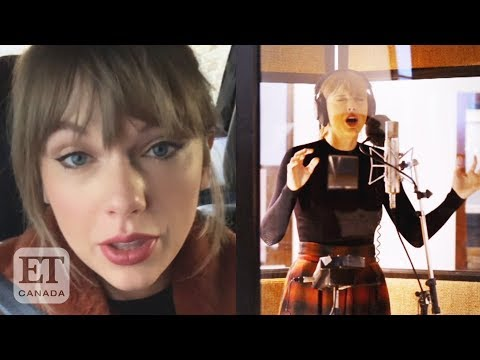 Randi West - Taylor Swifts original song for Cats