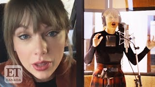 Taylor Swift's New Original 'Cats' Song Video