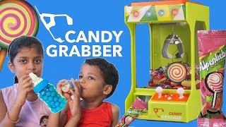 Mighty Raju Candy Grabber  Aplenliebe candy claw India  chota bhem Candy