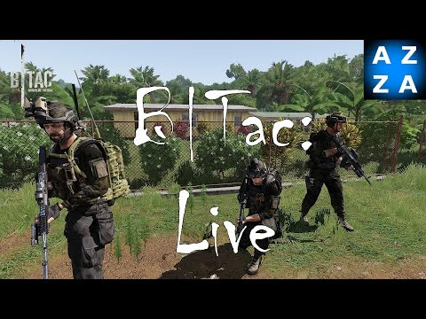 LIVE! ArmA 3 with Borderline Tactical | PMC Op Heavy Laxativ