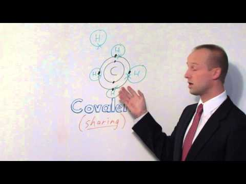 Ionic, Covalent and Metallic Bonding - Chemistry - Science - Get That C In your GCSE and IGCSE