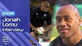 Remembering Jonah Lomu | Extended Uncut Interview | Trans World Sport