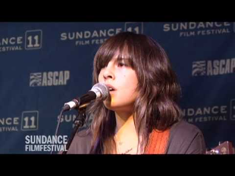 Madi Diaz at the Sundance ASCAP Music Cafe