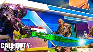 Black Ops 3 - Unlocking Diamond Camo - Fury