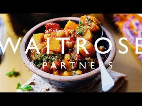 Love Life Butternut And Chick Pea Curry | Waitrose And Partners