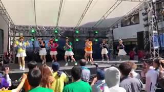 191013 SPL∞ASH 広島国際学院大学高城祭2019 ① EZ DO DANCE Fiest!Fiest! Danceでバコーン! ときめいてハットトリックポラリスすぷけんしゅーNEVER GIVE UP!