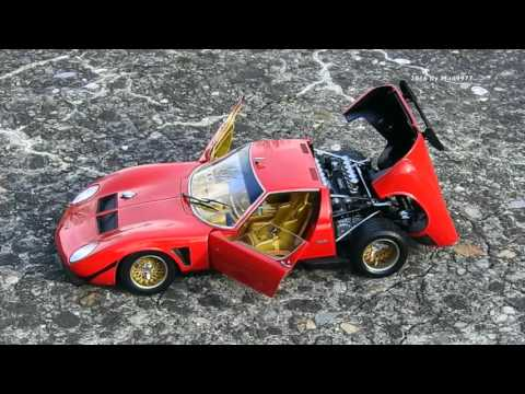 Lamborghini 1970 Miura Jota - Bob Wallace Edition