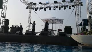 2маши Мы выбираем живой звук Saadiyat Beach Club Abu Dhabi