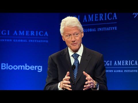 Exclusive: Bill Clinton Talks Orlando Shooting, 2016 Race, U.S. Economy