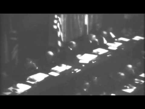 Sentencing Of Nazi Leaders At Nuremberg, 10/1946 (full)