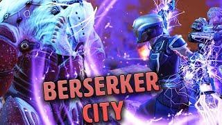 Berserker City [#32] - XCOM 2 War of the Chosen Modded Legend