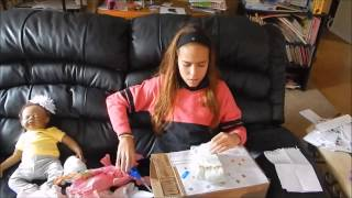 PO Box Opening Gifts From England For Reborn/Silicone Baby Dolls