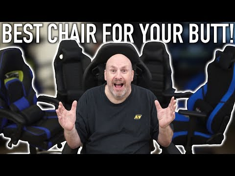 5 Awesome Gaming Chairs Worth Your Consideration