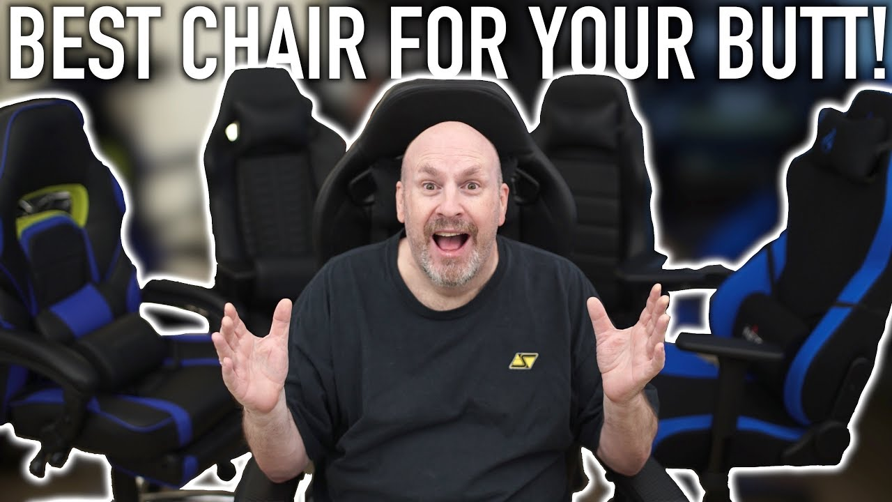 5 Awesome Gaming Chairs Worth Your Consideration  YouTube