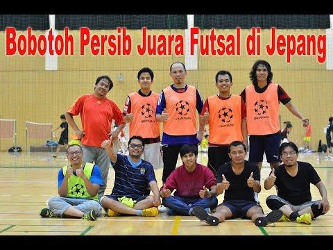 Bobotoh Persib Juara Futsal 3 Negara Di Jepang #NazrVlog 44