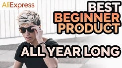 YOU Can SELL These Products ANY Time Of Year (shopify dropshipping tutorial)
