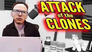 ATTACK OF THE CLONES! - Copycats on YouTube