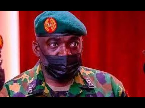 TRAGIC PLANE CRASH: TRIBUTE TO NIGERIAN ARMY CHIEF
