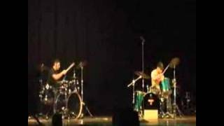 Jay DeLuca and David George Drum Duet