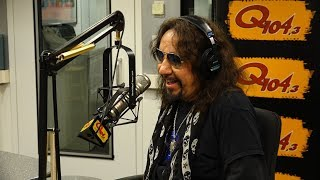 Ace Frehley Talks About His Only Friend, Possible KISS Reunion, New Music + More