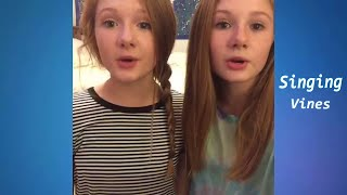 Karen and Megan Vine compilation - Best Singing Vines w/ Song Names