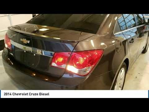 2014 Chevrolet Cruze 2014 Chevrolet Cruze Diesel FOR SALE In State College, PA 16120