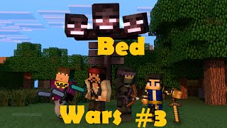 Bed Wars #3 - Brazzers