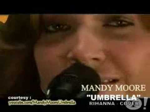 UMBRELLA (Rihanna Cover) - Mandy Moore