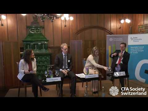 Panel: Regulatory pressure as an ESG game changer?