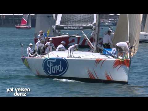 Yat Yelken Deniz BMW Bosphorus Sailing Fest 2015 part 1