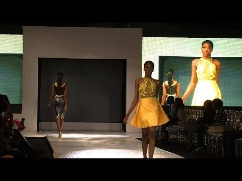 Nigeria: images de la fashion week à Lagos