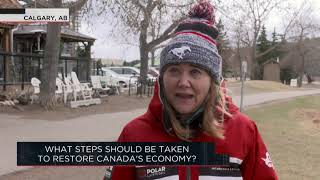 What steps should be taken to restore Canada's economy? | OUTBURST