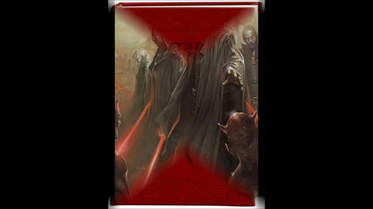 Lets Read Star Wars Das Buch Der Sith 16 Der Sith Kodex Youtube