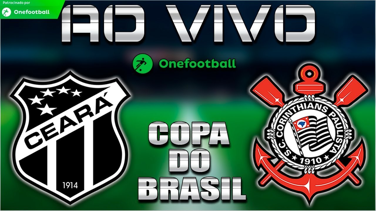 Ceara 1x3 Corinthians Copa Do Brasil 2019 Terceira Fase 13 03 2019 Youtube