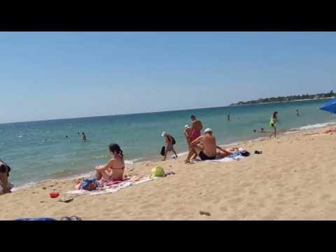 Евпатория пляж 2016