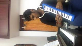 Beatles-yesterday piano and melodica cover