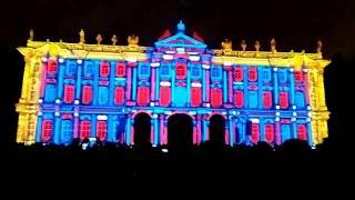 2017 11 04 Санкт-Петербург Световое шоу