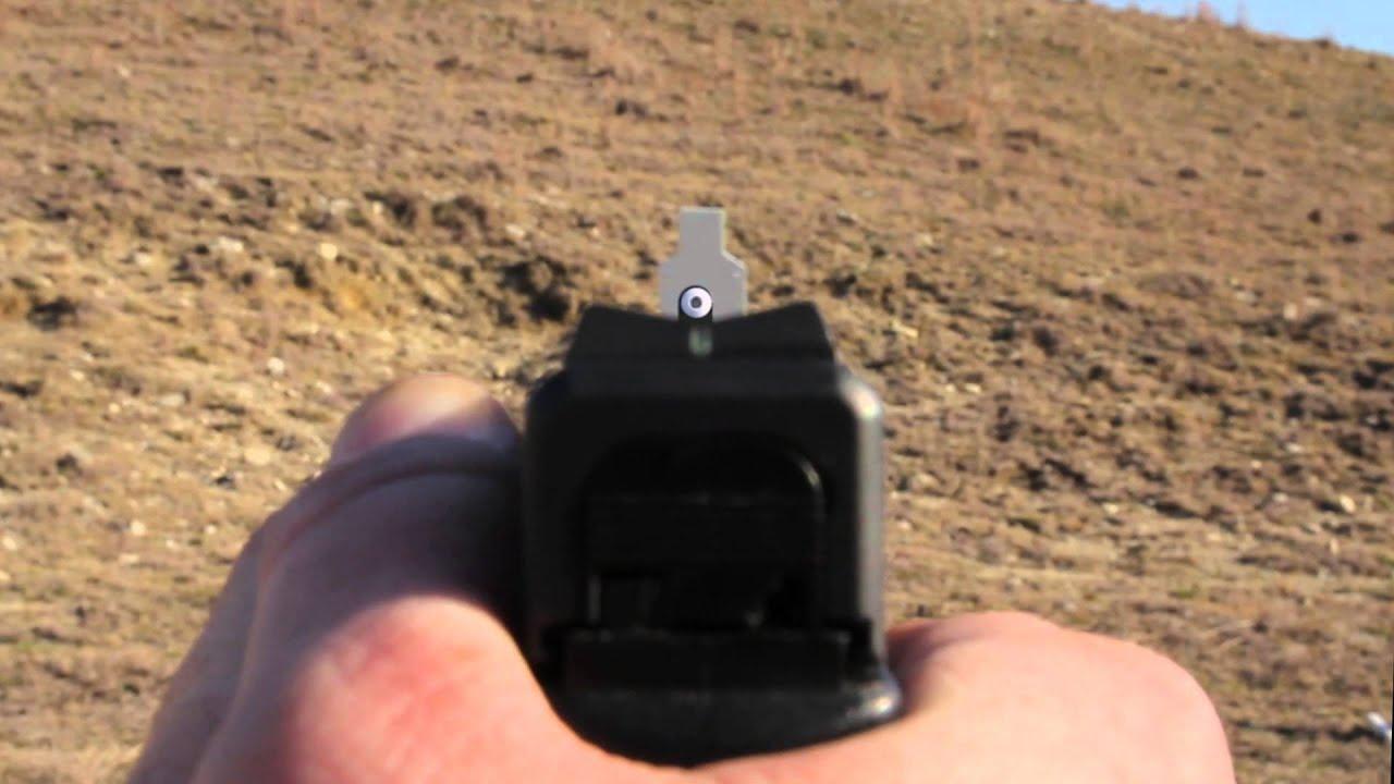 Handgun Sights : XS Sight Systems