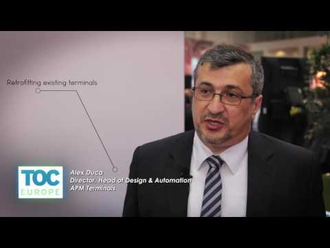 Interview with APM Terminals at TOC Europe 2016