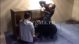 Мини-обзор с производства садовой мебели Borgata