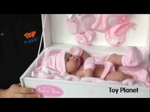 Tutorial Muñecas Antonio Juan por Toy Planet - YouTube